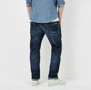 G-STAR Raw Attacc Jeans Slim Straight Dark Wash
